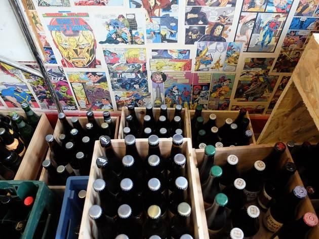 beers & records disquaire