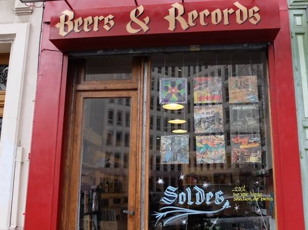 beers & records disquaire