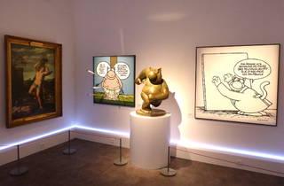 L'Art et Le Chat (© Musée en Herbe/DR)