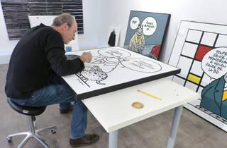 L'Art et Le Chat ( © Musée en Herbe/DR)