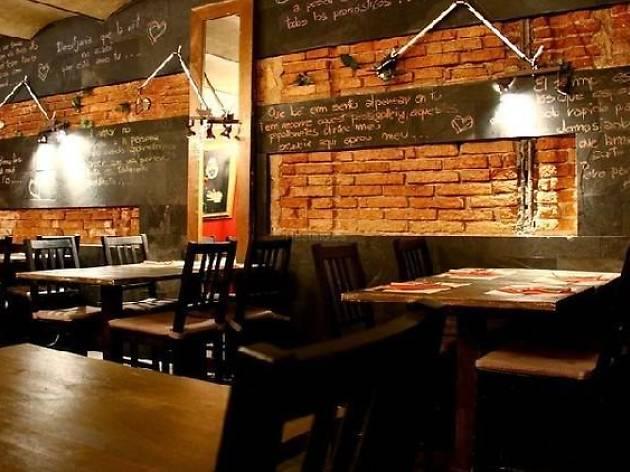 Restaurants econòmics