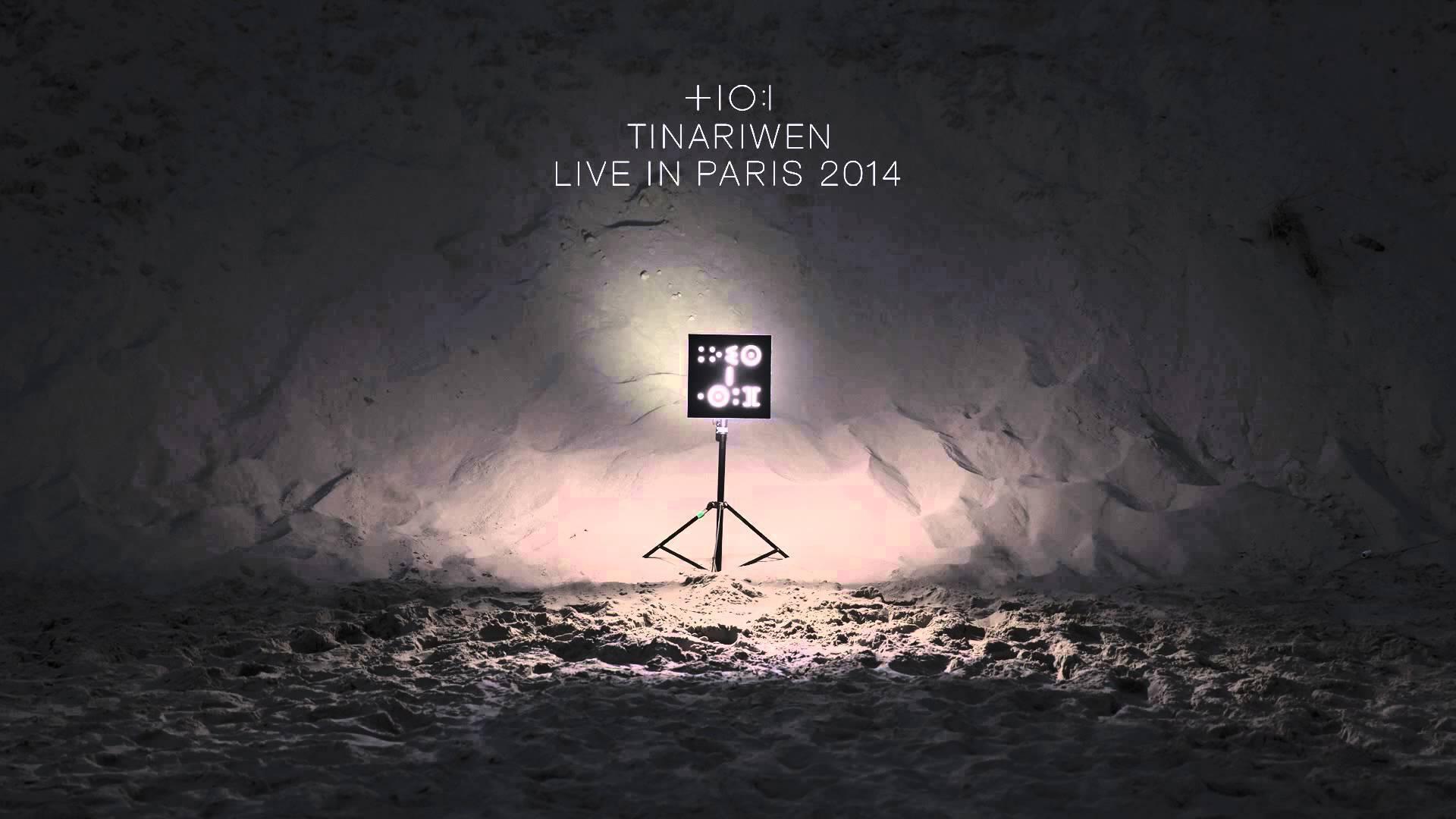 Tinariwen - 'Live in Paris, Oukis N'Asuf'