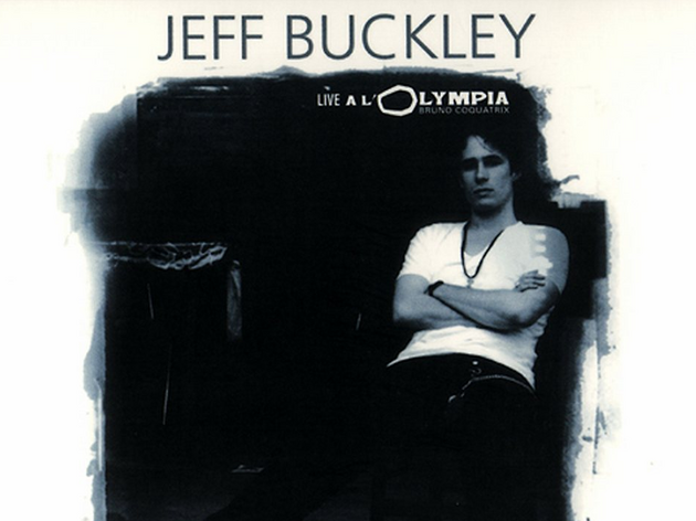 Jeff Buckley - 'Live à l'Olympia'