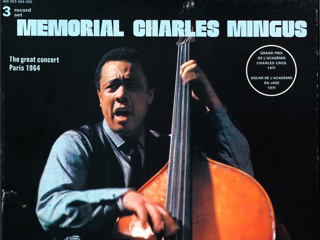 Charles Mingus - 'The Great Concert of Charles Mingus'