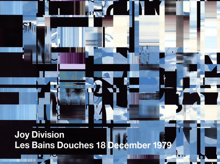 Joy Division - 'Les Bains Douches'