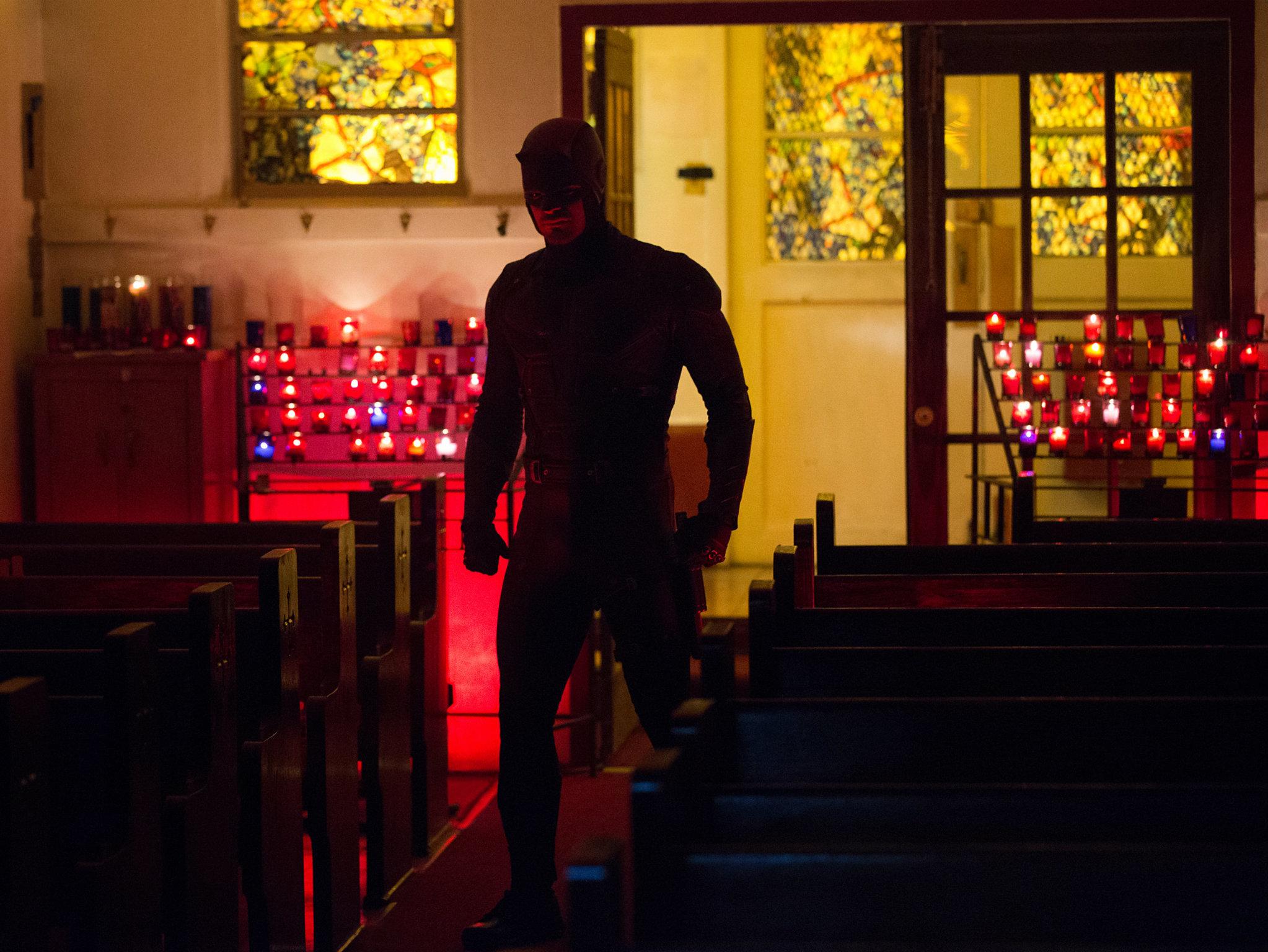 Daredevil: Cómo revivir a un superhéroe y no morir en el intento