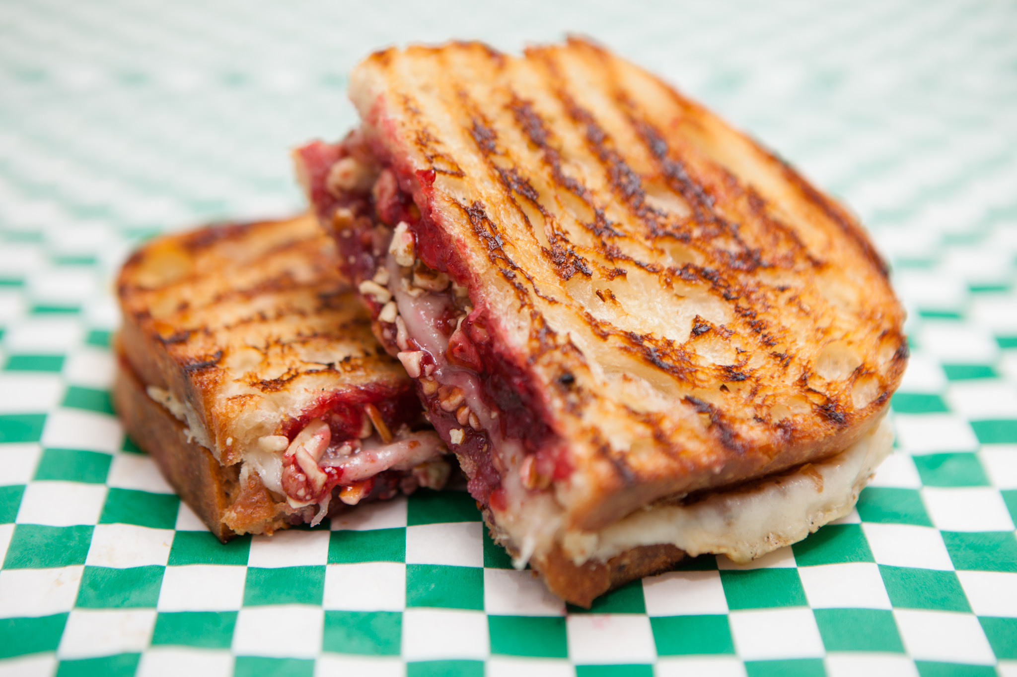 Gayle's Best Ever Grilled Cheese is now open in Block 37