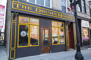 The Drum and Monkey