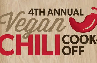 4th Annual Vegan Chili Cook-Off