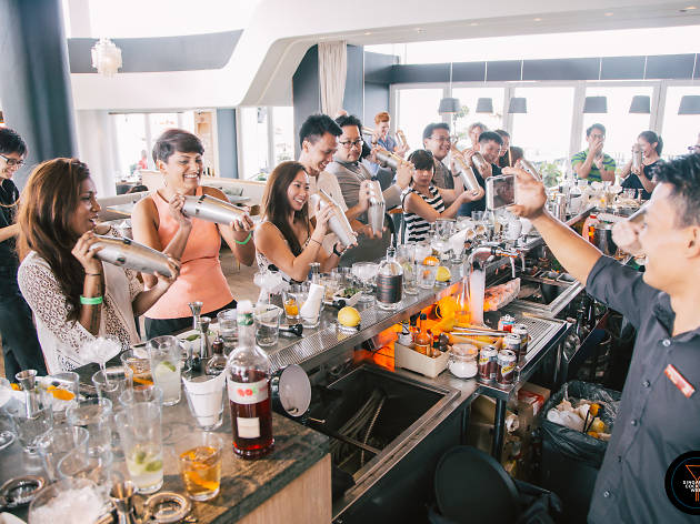 Book ahead: Singapore Cocktail Festival