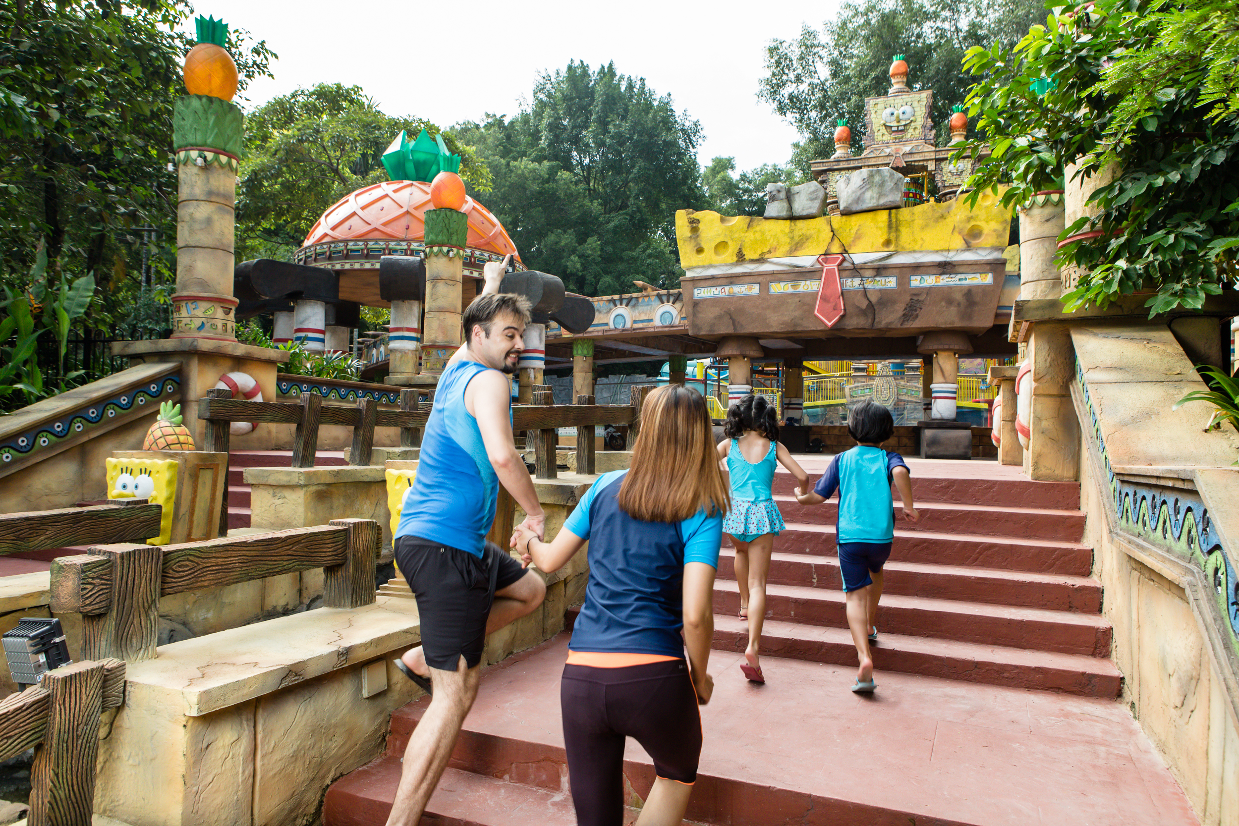 Go now: Nickelodeon Lost Lagoon at Sunway Lagoon