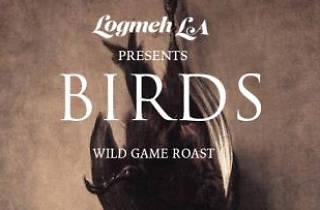 LogmehLA presents BIRDS
