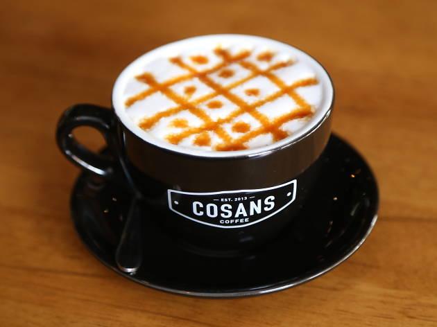 COSANS Coffee Puchong Jaya