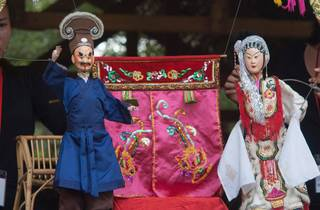 PUSAKA Evenings at Publika: Teochew Puppetry from Penang