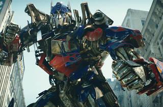 12 reasons to love Tilda Swinton: she loves the Transformers franchise