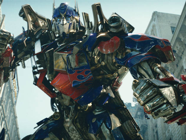 Watch the first trailer for 'Transformers: The Last Knight' – and see if you can spot Buckingham Palace