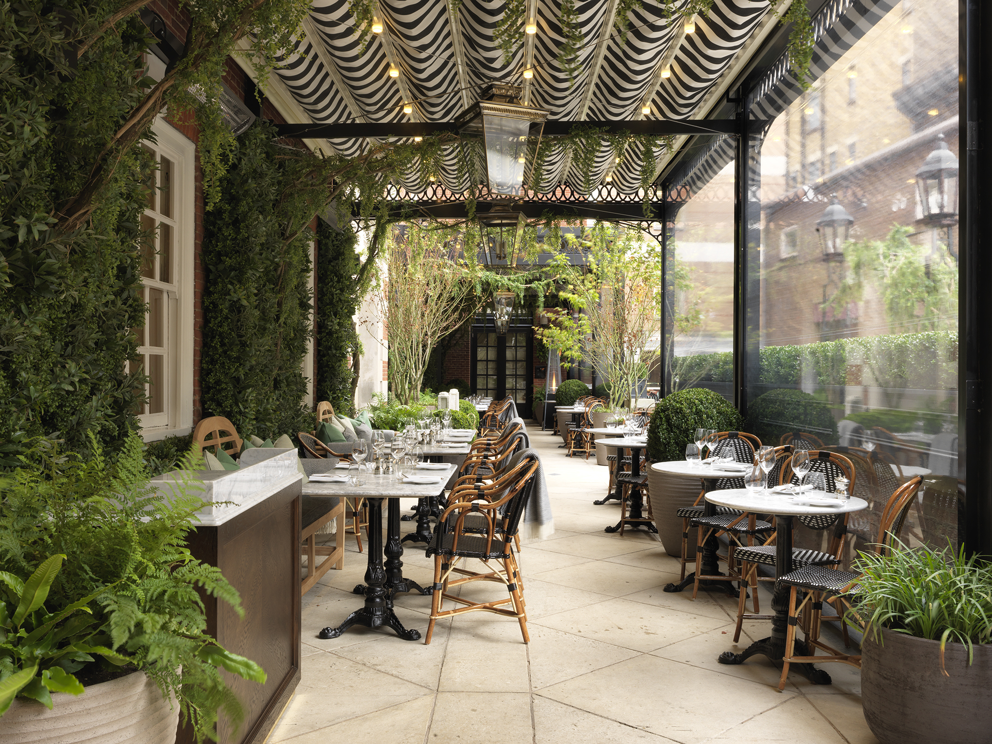 11 Gardens Of Paradise Best Gardens In London Restaurants