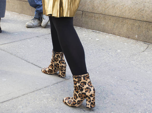 New York Fashion Week February 2016 NYFW accessories street style