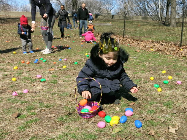 Think 'N' Fun Annual Easter Egg Hunt and Bunny Fun