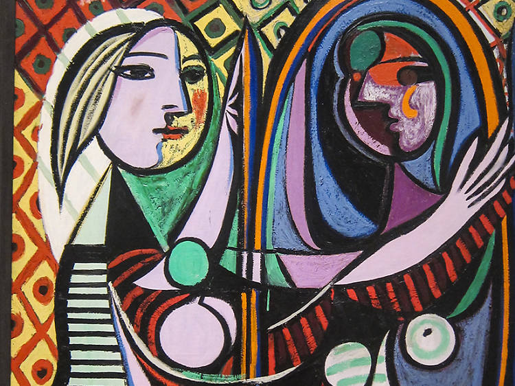 Girl Before a Mirror (1932)