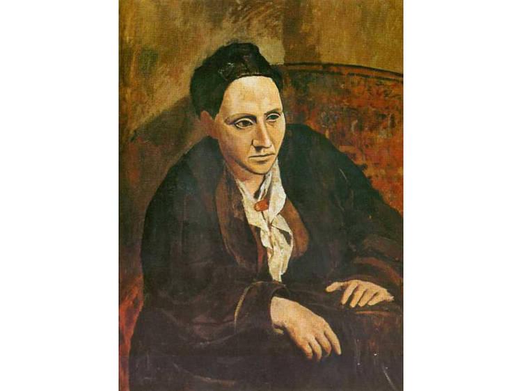 Gertrude Stein (1905-1906)
