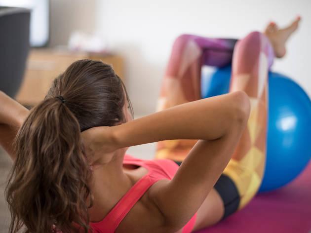 Hapi.One es un programa de entrenamiento físico