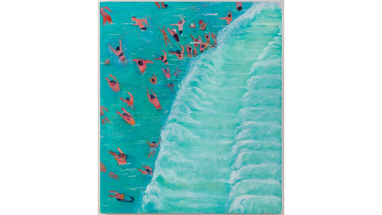 "Katherine Bradford, ""Fear of Waves"""
