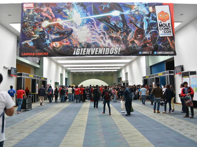 La Mole Comic Con Internacional 2017