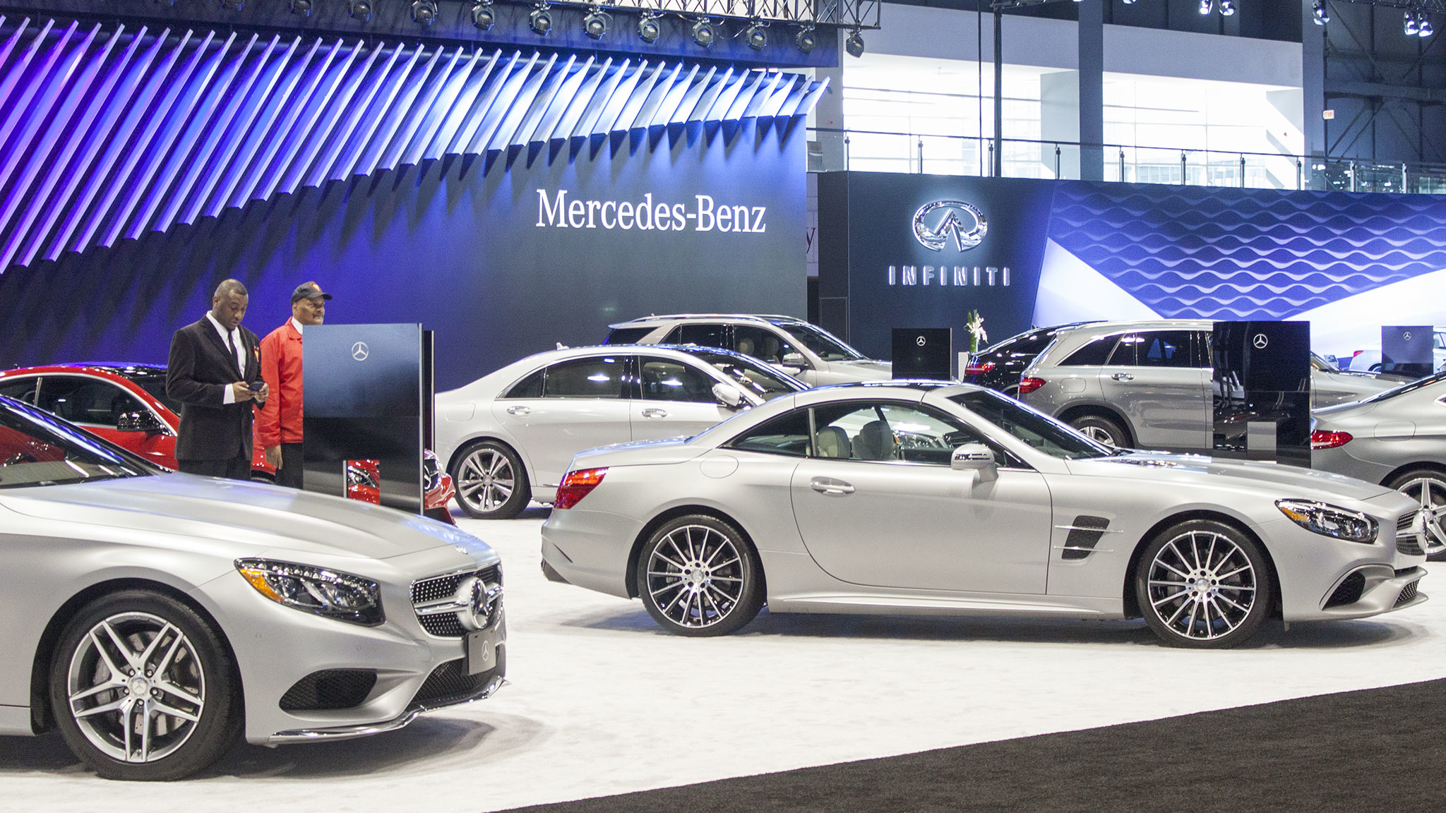 Chicago Auto Show photos