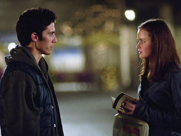 gilmore girls momentos románticos de Rory