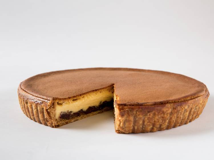 Lorraine's Patisserie date tart
