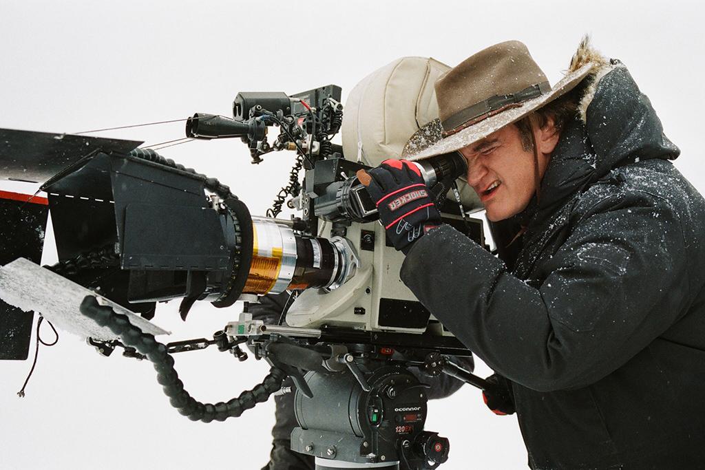 Quentin Tarantino on The Hateful Eight