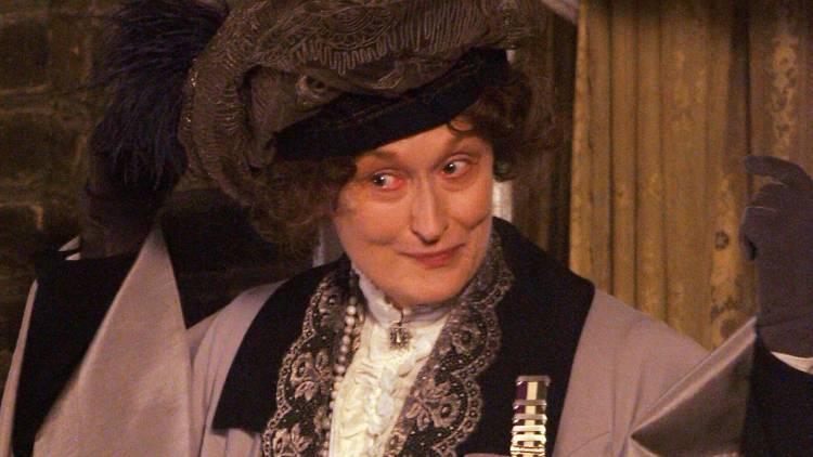 Meryl Streep in Suffragette