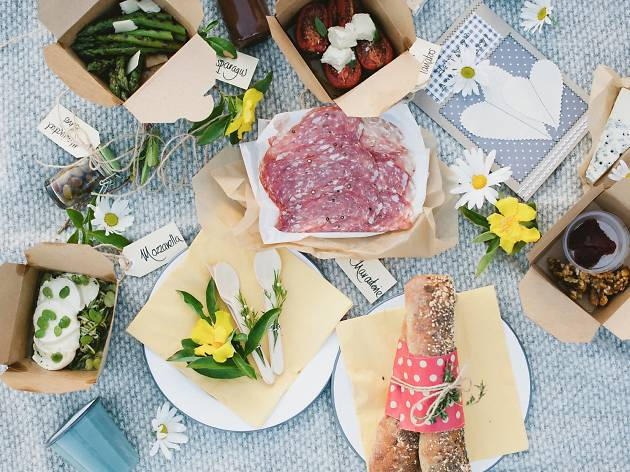 Sydney's best picnic hampers