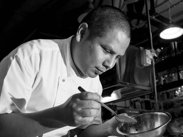 Chef Daniel Chavez