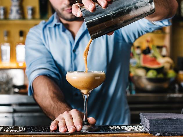 The best coffee cocktails in Sydney