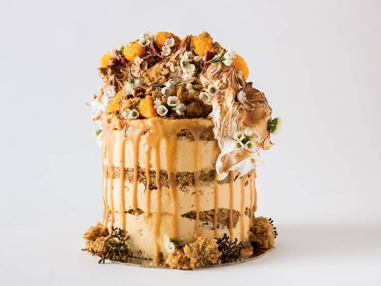 Andy Bowdy 'Grace' cake