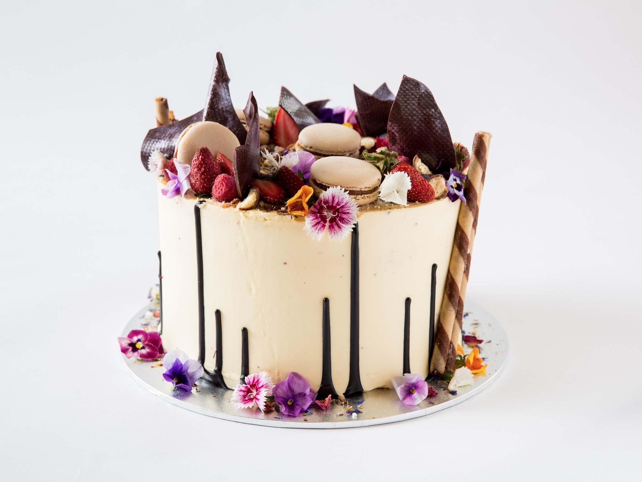 Cakes by Cliff Chocolate fudge cake