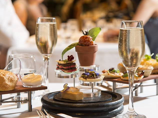 The best high teas in Melbourne
