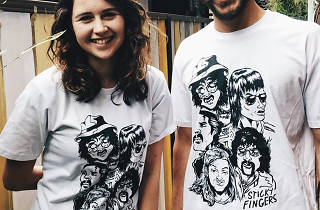 Sticky Fingers tshirts