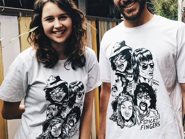 Sydney's best music tees