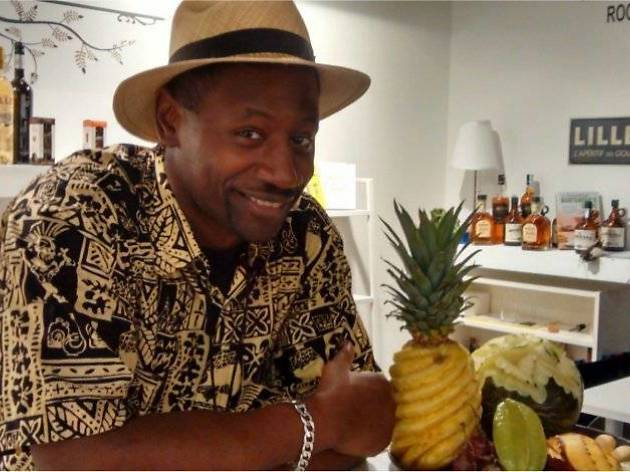 Singapore Cocktail Week: Caribbean Brunch with Ian Burrell