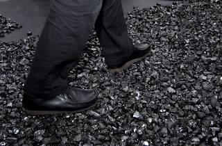 藤本由紀夫展 Broom (Coal) / Tokyo