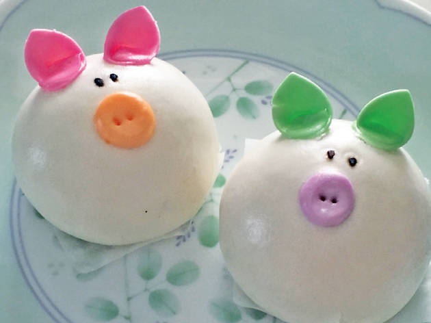 The best dim sum for kids in KL