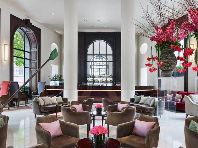 The Best Hotels Near Covent Garden Time Out London