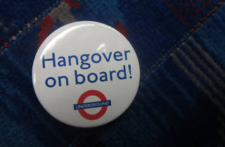 hangover on board