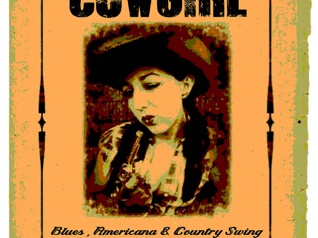 Bad Cowgirl