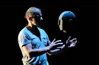 Simon McBurney 'The Encounter'