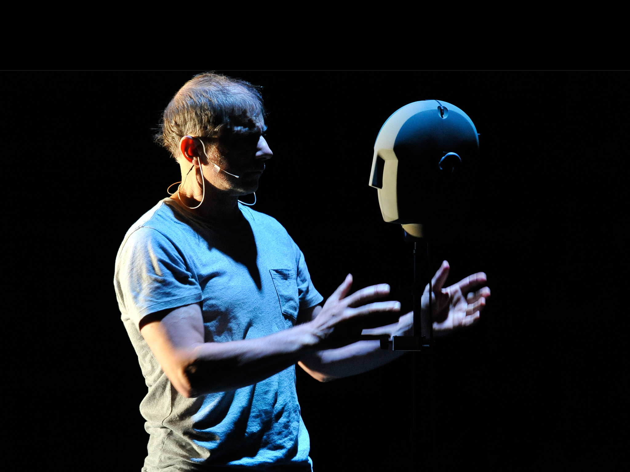 Simon McBurney 'The Encounter'