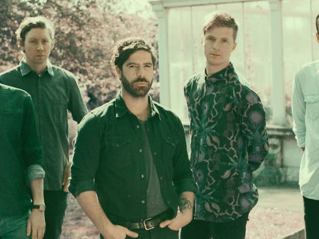 Yannis Philippakis interview